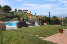 Image No.4-Villa de 4 chambres à vendre à Bordighera
