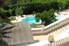 Camporosso, Villa