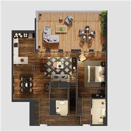 Image 16 of 17 : 3 Bedroom Apartment Ref: ASA223B