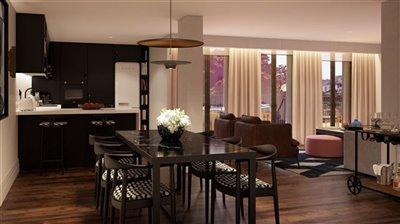 Image 3 of 17 : 3 Bedroom Apartment Ref: ASA223B