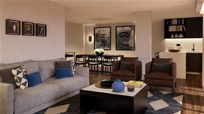 Image 5 of 17 : 3 Bedroom Apartment Ref: ASA223B