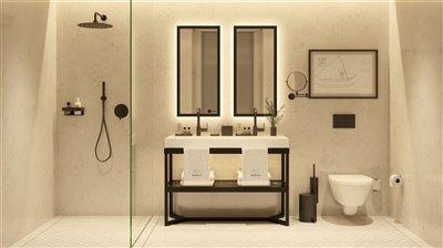 Image 8 of 17 : 3 Bedroom Apartment Ref: ASA223B