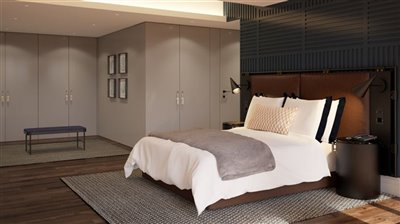 Image 2 of 17 : 1 Bedroom Apartment Ref: ASA223C