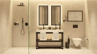 Image 5 of 17 : 1 Bedroom Apartment Ref: ASA223C