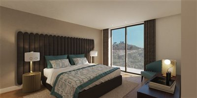 Image 17 of 20 : 2 Bedroom Apartment Ref: ASA215D