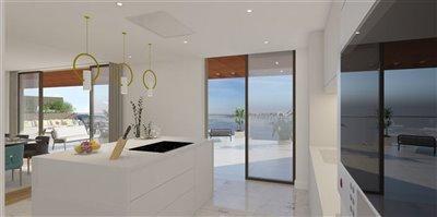 Image 7 of 20 : 2 Bedroom Apartment Ref: ASA215D