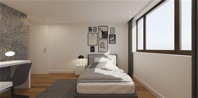 Image 12 of 20 : 3 Bedroom Apartment Ref: ASA215E