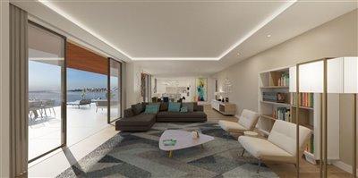 Image 13 of 20 : 3 Bedroom Apartment Ref: ASA215E