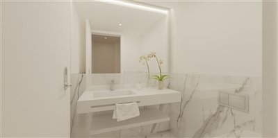 Image 14 of 20 : 3 Bedroom Apartment Ref: ASA215E