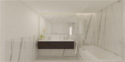 Image 15 of 20 : 3 Bedroom Apartment Ref: ASA215E