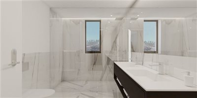 Image 16 of 20 : 3 Bedroom Apartment Ref: ASA215E