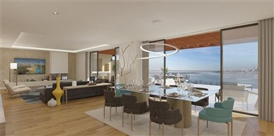 Image 2 of 20 : 3 Bedroom Apartment Ref: ASA215E