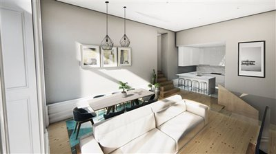 Image 10 of 13 : 3 Bedroom Apartment Ref: ASA227A