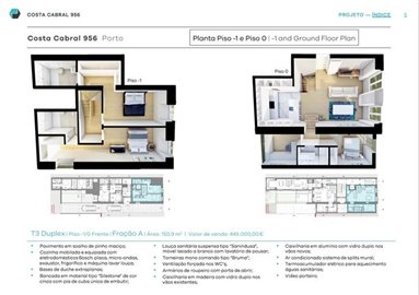 Image 13 of 13 : 3 Bedroom Apartment Ref: ASA227A