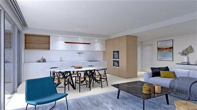 Image 2 of 24 : 3 Bedroom Apartment Ref: GA414B