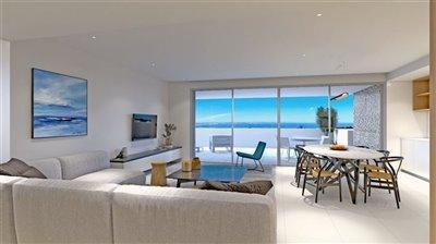 Image 6 of 24 : 2 Bedroom Apartment Ref: GA414A