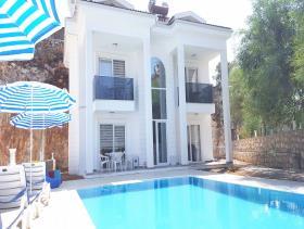 Image No.3-Villa / Détaché de 4 chambres à vendre à Oludeniz