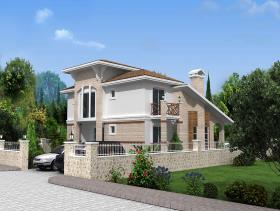 Image No.2-Bungalow de 4 chambres à vendre à Ovacik