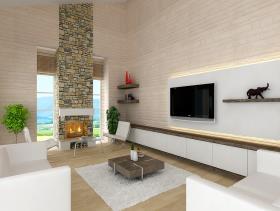 Image No.6-Bungalow de 4 chambres à vendre à Ovacik