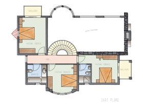 Image No.8-Bungalow de 4 chambres à vendre à Ovacik