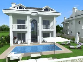 Image No.9-Villa / Détaché de 4 chambres à vendre à Ovacik