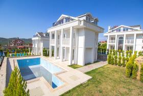 Image No.42-Villa / Détaché de 4 chambres à vendre à Ovacik