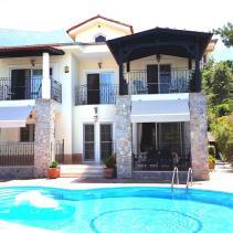 Image No.1-Villa / Détaché de 3 chambres à vendre à Ovacik