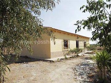 1 - Huercal-Overa, Property