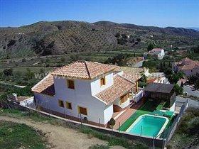 Image No.0-Villa de 4 chambres à vendre à Huercal-Overa