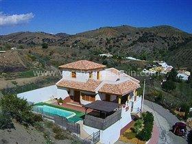 Image No.1-Villa de 4 chambres à vendre à Huercal-Overa