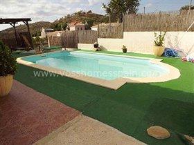 Image No.2-Villa de 4 chambres à vendre à Huercal-Overa