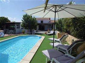 Image No.1-Villa de 6 chambres à vendre à Velez-Rubio