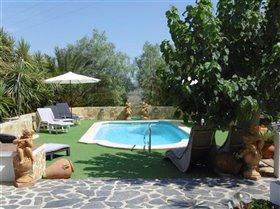 Image No.2-Villa de 6 chambres à vendre à Velez-Rubio