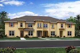 Image No.1-Maison de ville de 6 chambres à vendre à Kissimmee