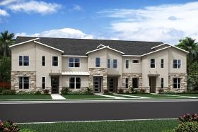 Image No.2-Maison de ville de 6 chambres à vendre à Kissimmee