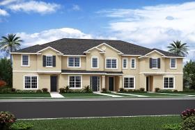 Image No.3-Maison de ville de 6 chambres à vendre à Kissimmee