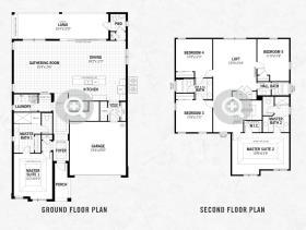 Image No.1-Maison de 5 chambres à vendre à Kissimmee