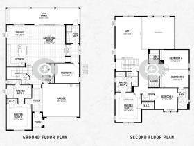 Image No.1-Maison de 6 chambres à vendre à Kissimmee