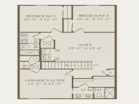 Image No.4-Maison de ville de 4 chambres à vendre à Kissimmee