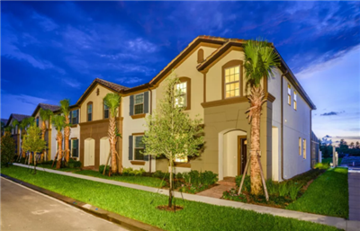 1 - Kissimmee, Townhouse