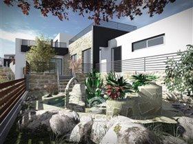 Image No.2-Villa de 3 chambres à vendre à Tsada