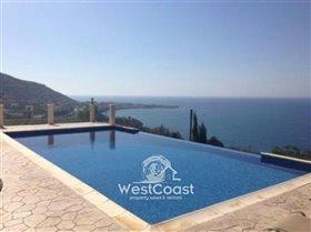 Image No.1-Villa de 3 chambres à vendre à Pomos