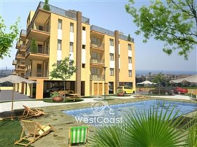 Image No.3-Commercial de 1 chambre à vendre à Kato Paphos