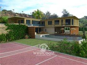 Image No.2-Villa de 5 chambres à vendre à Kissonerga