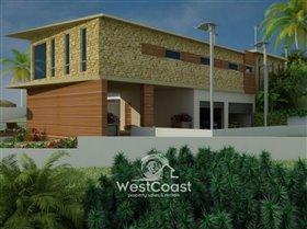 Image No.3-Villa de 5 chambres à vendre à Kissonerga
