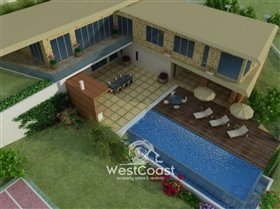 Image No.4-Villa de 5 chambres à vendre à Kissonerga