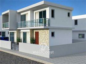 Image No.2-Villa de 3 chambres à vendre à Kissonerga