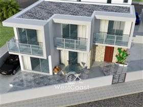 Image No.4-Villa de 3 chambres à vendre à Kissonerga