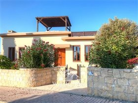 Image No.1-Villa de 4 chambres à vendre à Aphrodite Hills