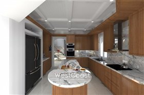 Image No.3-Villa de 4 chambres à vendre à Kissonerga